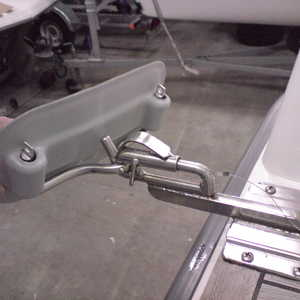 Snap davits marineproof 1